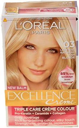 L Oréal Excellence Crème de pelo natural color, luz color ...