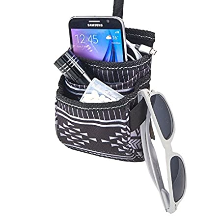 High Road DriverPockets Air Vent Phone Holder and Dash Organizer Sahara