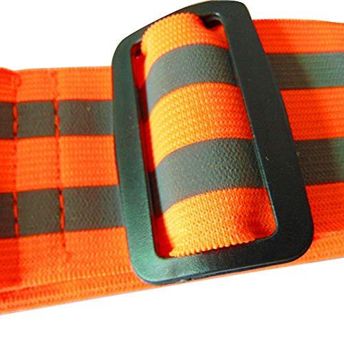 (Longshow Reflective Belt - Portable High-Elastic Unisex Illuminated Belt for Nighttime Sports)