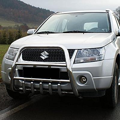 DNA Motoring FL-ZTL-135-SM Front Bumper Fog Light, Driver and Passenger Side: Automotive