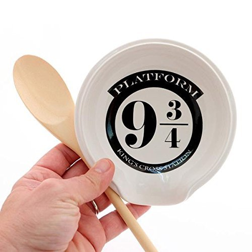 Harry Potter Platform 9 3/4 Parody Spoonrest
