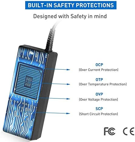 KFD 65W Adaptador Cargador portátil para Samsung 32