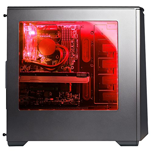 CYBERPOWERPC-Gamer-Supreme-SLC8420A-Gaming-PC-Intel-i7-7700K-42GHz-NVIDIA-GeForce-GTX-1070-8GB-16GB-RAM-2TB-HDD-120GB-SSD-WiFi-Liquid-Cool-Win10-Black