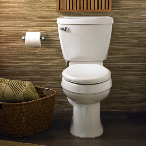 033056694374 - American Standard 2002.014.020 Champion-4 Right Height Elongated Two-Piece Toilet, White (seat not included) carousel main 2
