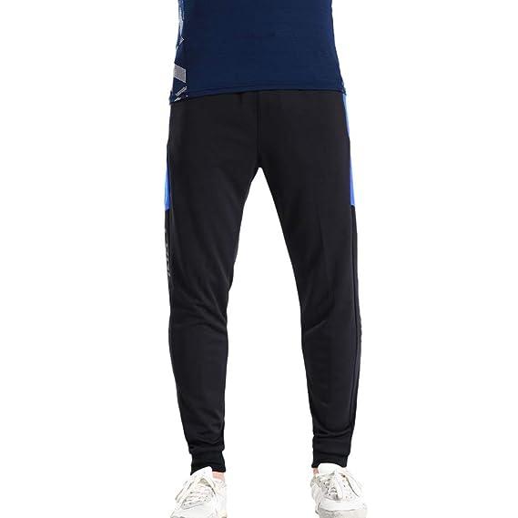 DUJIE Pantalon Yoga Hombre Gym Pantalones Hombre Pantalones ...