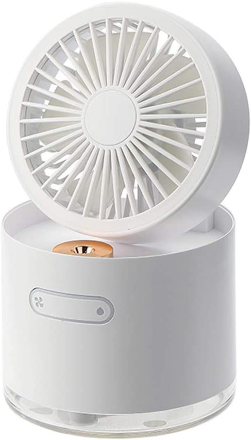 KAMELUN Enfriar Portátil Refrigerador De Aire 300Ml Humidificador ...