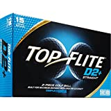 2014 Top Flite D2+ Straight (15 Pack)