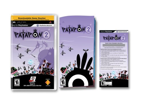 Patapon 2 (Downloadable Game Voucher) - Sony PSP by Sony (Image #3)