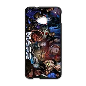 HTC One M7 Phone Case Mass Effect GRT6962