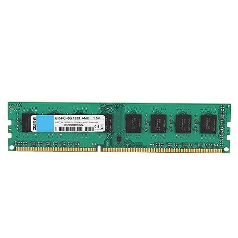 Kafuty Tarjeta de módulo RAM de módulo de Memoria DDR3 de 8 ...