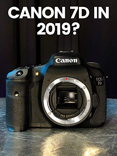 Canon 7d Mark i in 2019, is it still relevant for video?