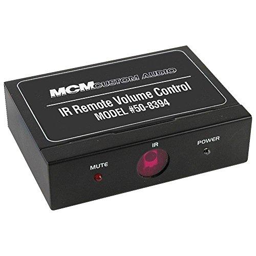 MCM CUSTOM AUDIO 50-8394 LINE LEVEL VOLUME CONTROL IR - Control Audio Remote