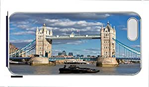 good Customized Classic British London Bridge Iphone 4s 4s PC wRof64ofTtl Transparent case cover, cell phone Cover
