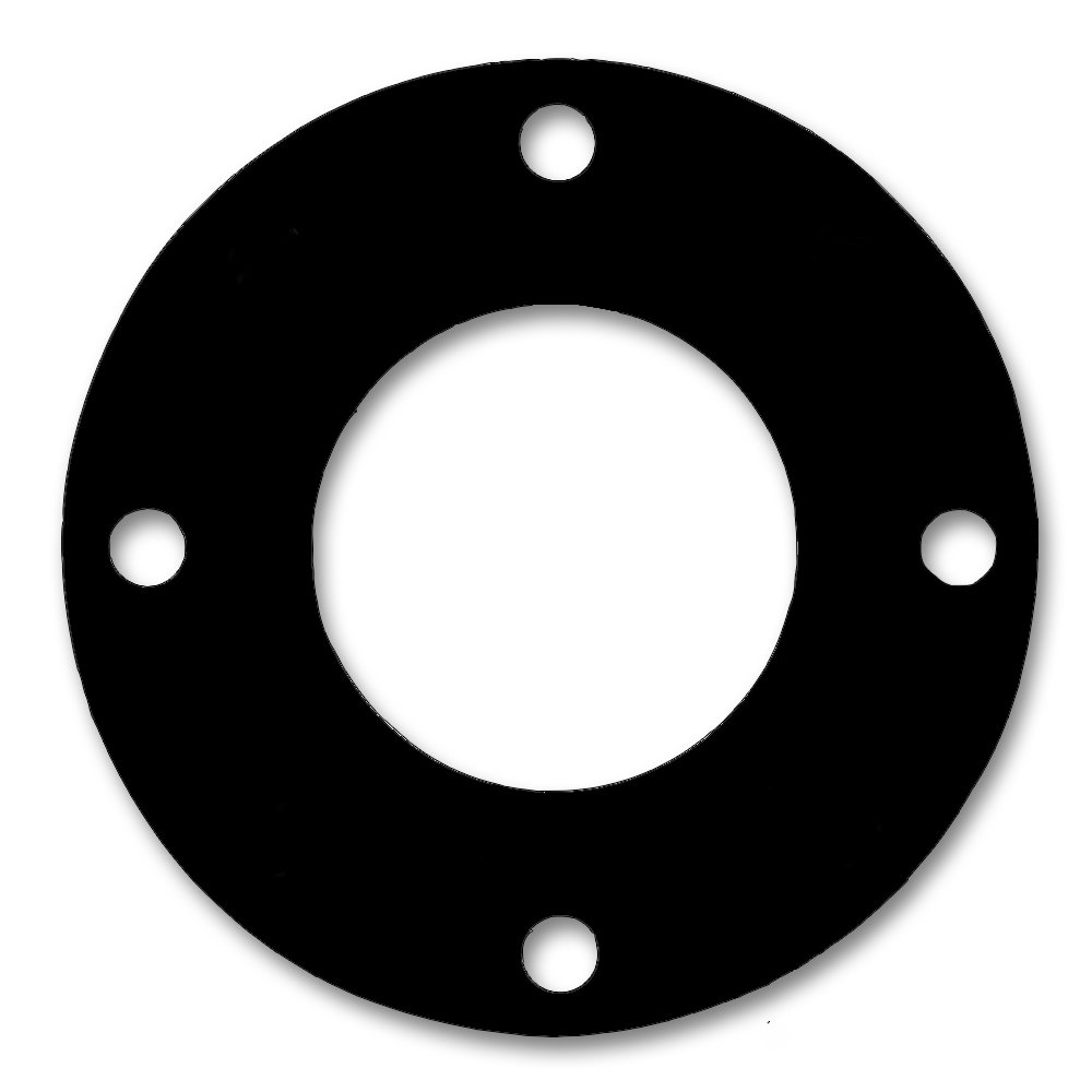 1//16 Thick Pack of 5 16 Pipe Size Sterling Seal CFF7000I.1600.062.300X5 7000I Grafoil Full Face Gasket Black with a smooth finish 16 ID Pressure Class 300#