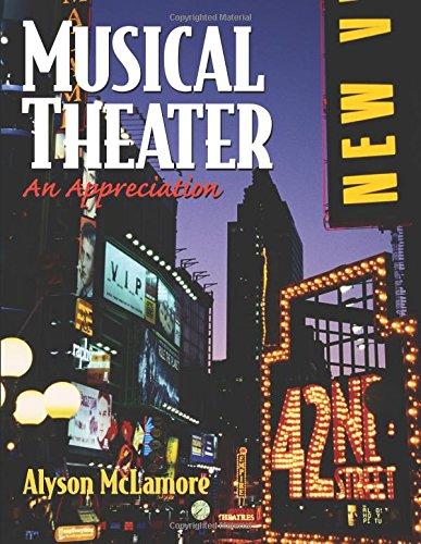 Musical Theater: An Appreciation