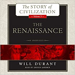 __REPACK__ The Renaissance: A History Of Civilization In Italy From 1304 -1576 AD (The Story Of Civilization Series, Volume 5) (Story Of Civilization (Audio)). Print suffered centres carter Tacos Calle