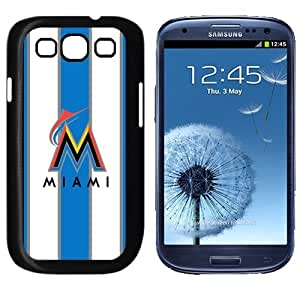 MLB Miami Marlins Samsung Galaxy S3 Case Cover