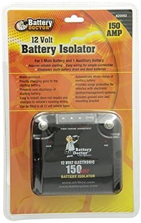 WirthCo 20092/Akku Doctor 125/Amp//150/Amp Batterie Trennschalter