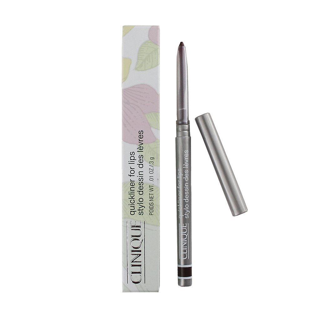 Clinique Quick Lip Liner for Women, No. 03 Chocolate Chip, 0.01 Ounce