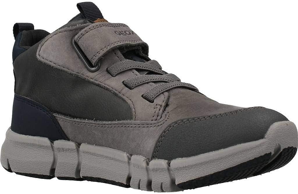 Activo Insignia Empleador  Botines de Niño GEOX J949BC 0MECL J FLEXYPER C0045 Navy Zapatos para niño  Zapatos y complementos