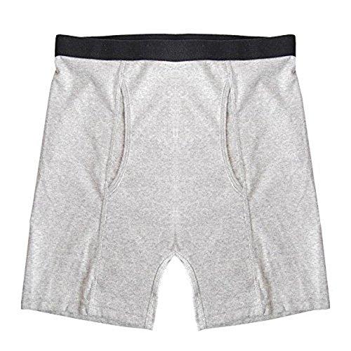 Herren Inkontinenz Boxer (Pack Of 3) Herren Shorts Slip saugfähig Unterwäsche