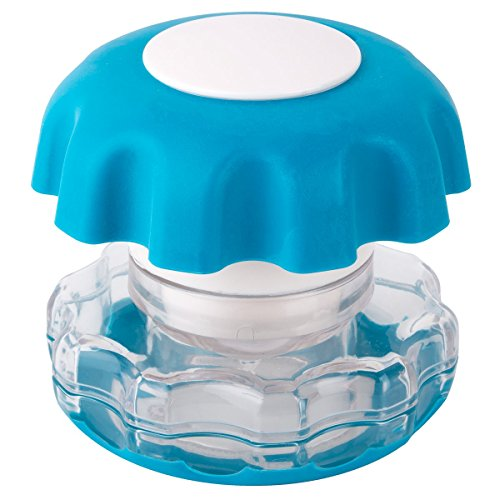 - Ezy Dose Ezy Crush Pill Crusher │ Easily Crush Pills and Vitamins │ Ergonomic Grip