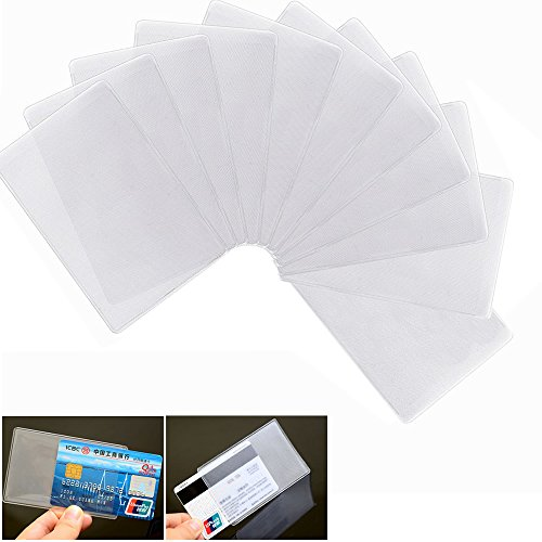 BronaGrand Transparent Vertical Business Protector product image