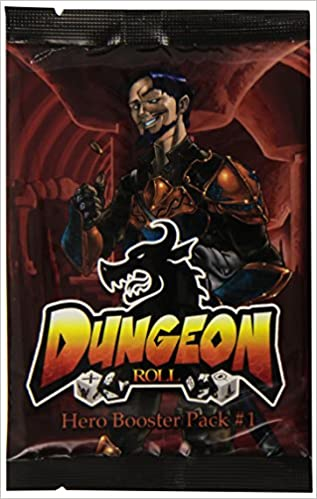 Dungeon Roll Hero Booster 1 Dice Game Expansion Amazon Fr