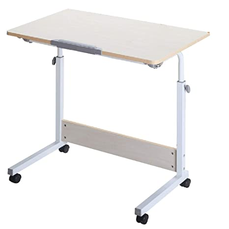 Amazon.com: Mesa de ordenador portátil, freno de mesa de ...