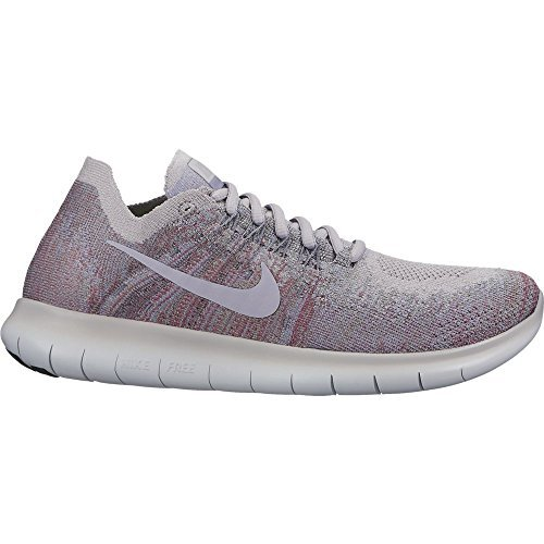 3c8ca5c57307 NIKE Free RN Flyknit 2017 SZ 9 Womens Running Atmosphere Grey Provence  Purple Shoes - Buy Online in Oman.