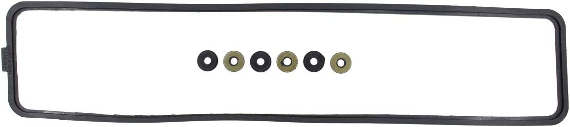 NewYall Rubber Tappet Cover Gasket with Grommet Seals