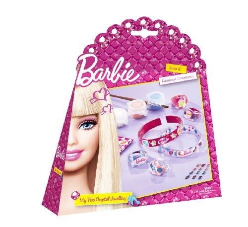 Totum Barbie My Fab Crystal Jewellery Making Kit