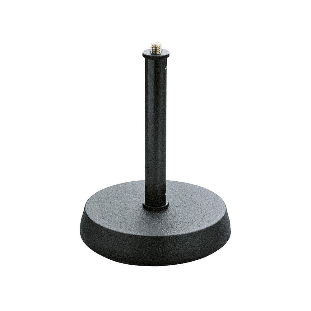 K&M 232B Pied pour Microphone Noir