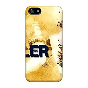Sanp On Cases Covers Protector For Iphone 5/5s (chicago Bears)