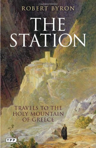 Book cover for The Station