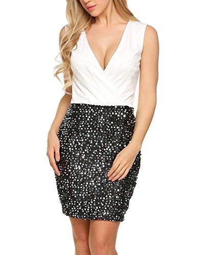 Sparkle Mini Skirt - 7