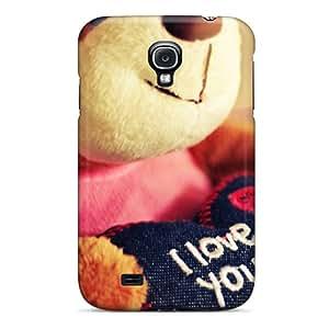 FcfZhkg8688jyhyZ Faddish I Love You Teddy Bear Case Cover For Galaxy S4