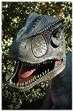 Allosaurus T-Rex Dinosaur Giant Statue Big Life Size Sculpture Jurassic Park