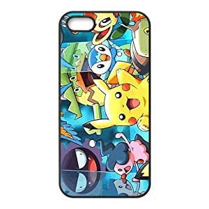 MMZ DIY PHONE CASELovely Pokemon Cell Phone Case for iPhone 5S
