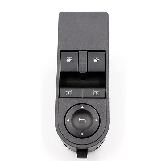 Amazon.com: Power Window Master Control Switch Button for Vauxhall Astravan Zafira Opel Astra H Zafira 2004-2015 OEM# 13228879: Automotive