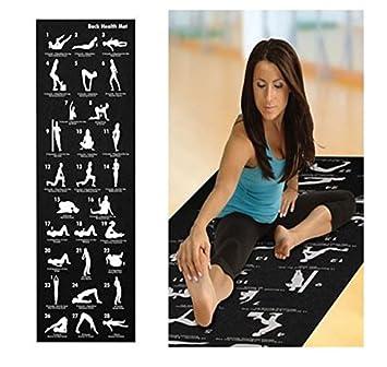Yoga Mat Yoga Ejercicio, Gimnasio, Pilates - Esterilla ...