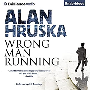 Wrong Man Running Audiobook