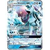 Pokemon TCG Guardians Rising Single: Alolan Ninetales-GX 22/145