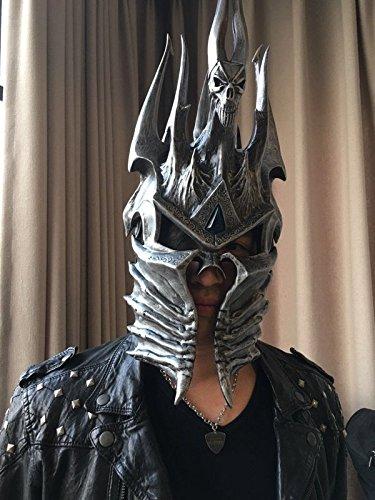 Gmasking World Of Warcraft Lich King Arthas Wearable