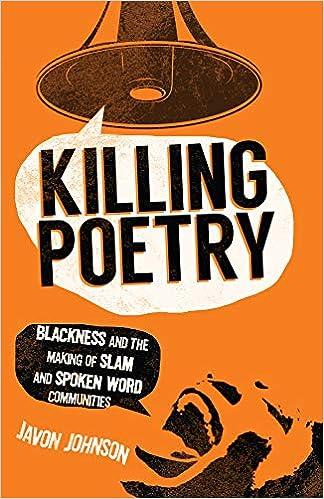 Slam poetry sexual identity