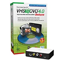 VHS to DVD 4.0 Deluxe