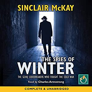 The Spies of Winter Audiobook