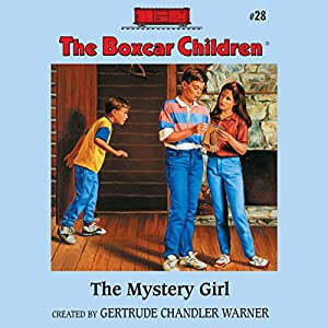The Mystery Girl Audiobook
