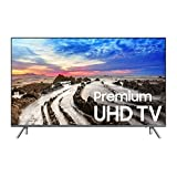 "Samsung UN65MU8000 65"" 4K Ultra HD Smart LED TV (2017 Model)"