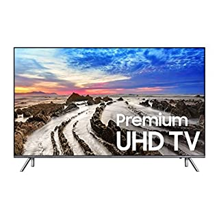 Samsung Electronics UN49MU8000 49-Inch 4K Ultra HD Smart LED TV (2017 Model)